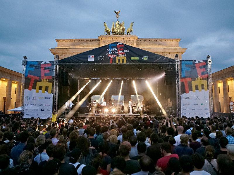 Deutsch Französisches Fest Berlin 2021