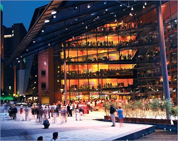 Theater Am Potsdamer Platz Berlinde
