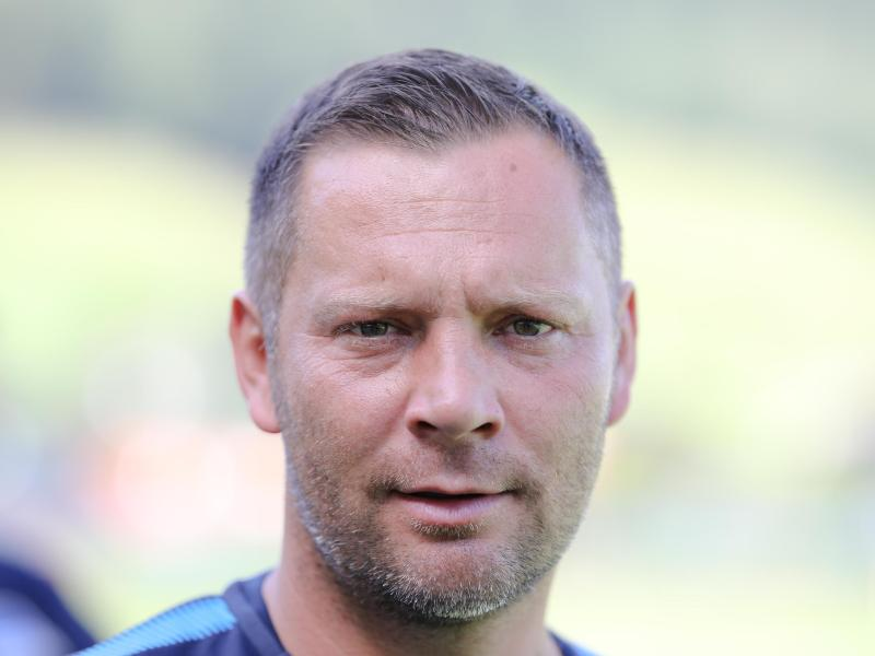 Trainer Hertha Berlin