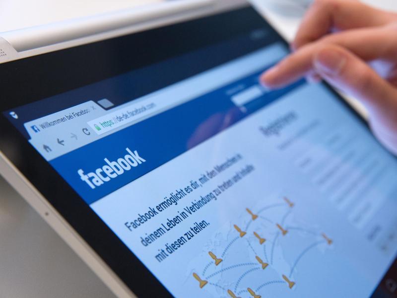 Facebook Konto Sichern