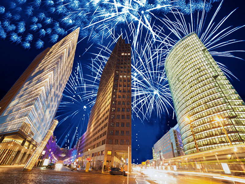 New Year's Eve Party at Homebase Lounge at Potsdamer Platz