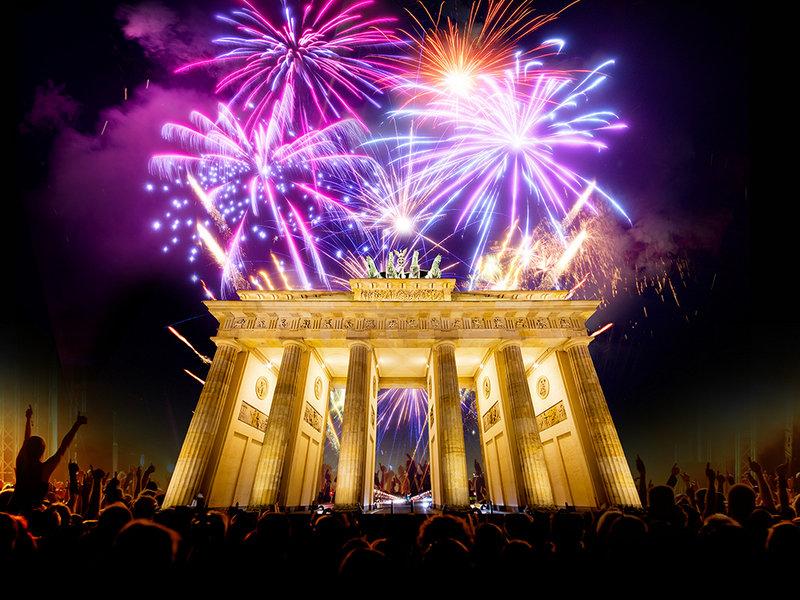 Silvester 2020 Deutschland