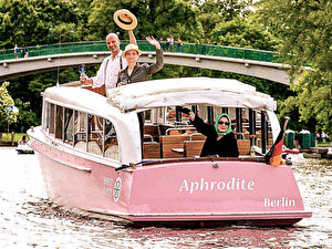 Charterboot - Aphrodite