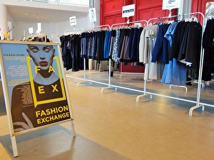 Fashion Exchange Pop-up Store