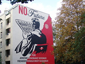 Shepard Fairey: No Future