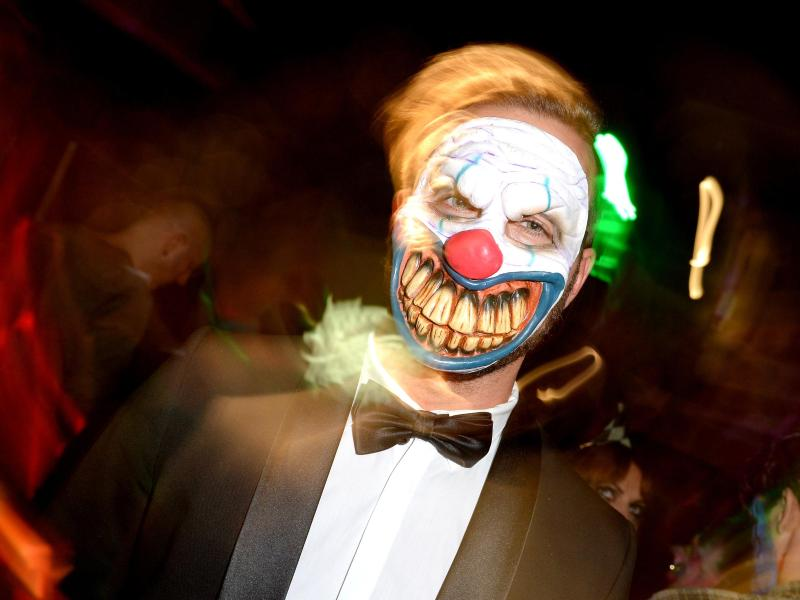 Horror Clown Berlin