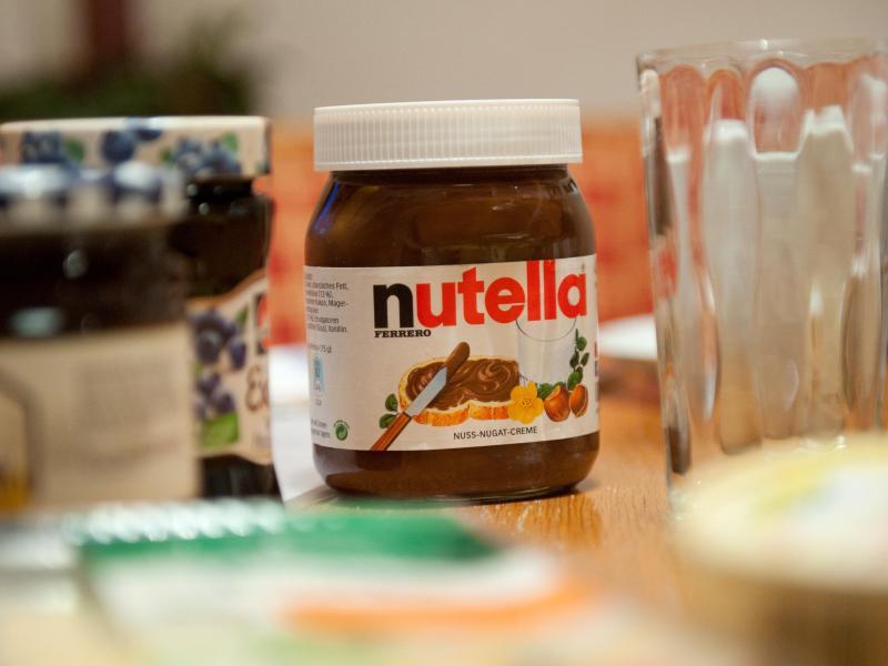 Nutella Rezeptur Geändert