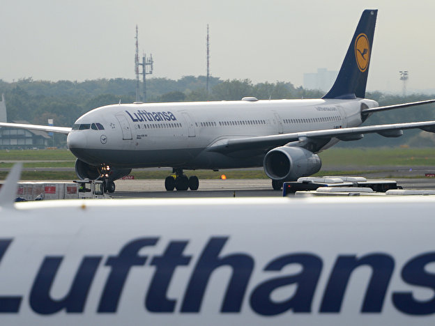 Lufthansa Fliegt Nun Berlin New York Berlinde