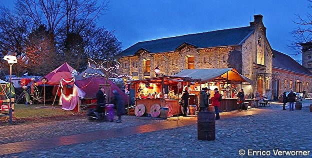 Nordic Fairy Tale Christmas Market at Britz Palace