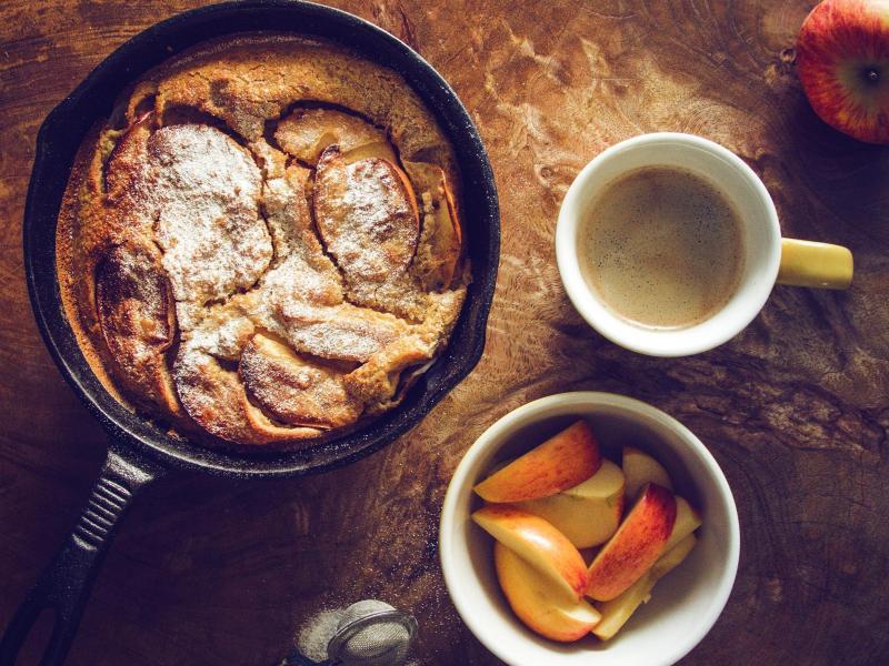 dutch baby apfelpfannkuchen aus dem ofen – berlin de