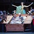 Fotoprobe Anatevka in der Komischen Oper