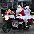 Christmas Biketour des Vereins «Santa Claus on Road»