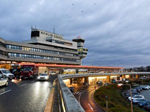 Tegel Airport TXL