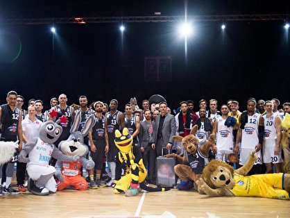 Allstar Day der Basketball Bundesliga.