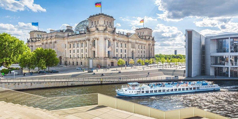 Schiffstouren Im Regierungsviertel Berlin De