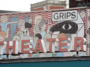 Das Grips-Theater in Berlin