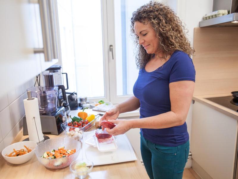 Hygiene: So Stoppt Man Bakterien In Der Küche