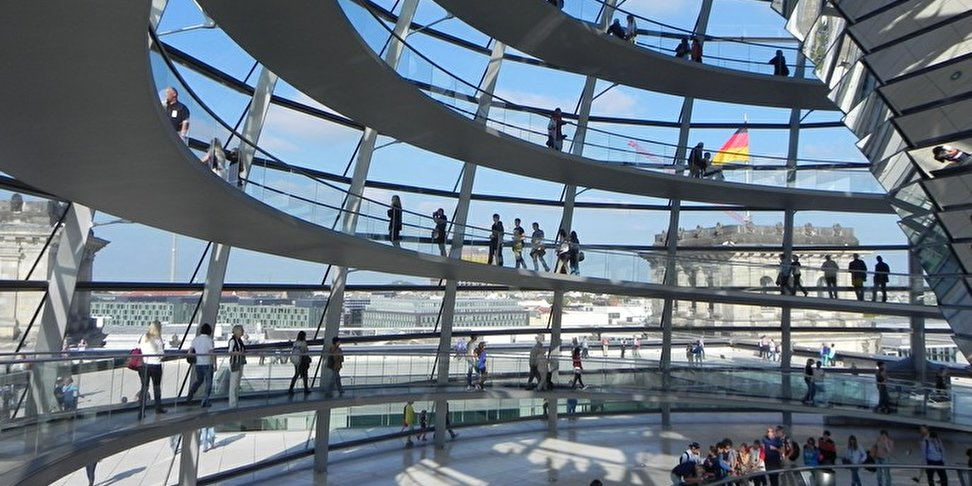 Guided Tour Reichstag with Glass Dome