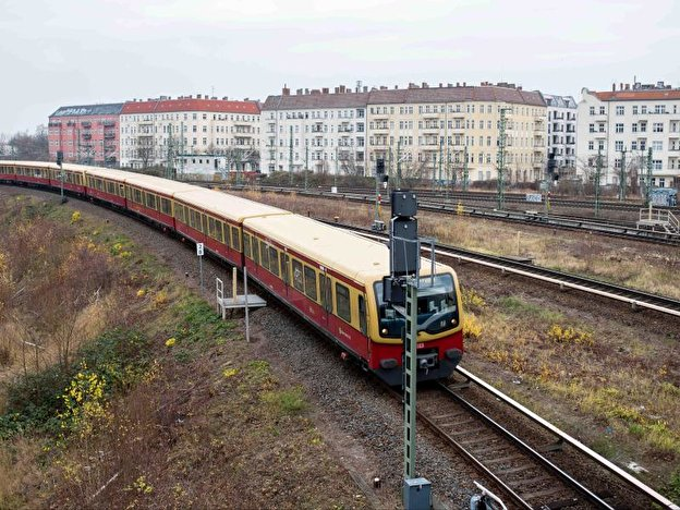 Ringbahn in Berlin