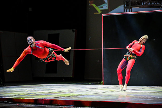 Tanz im August - Streb Extreme Action