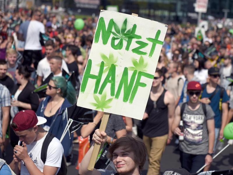 Legalisierung Cannabis Berlin