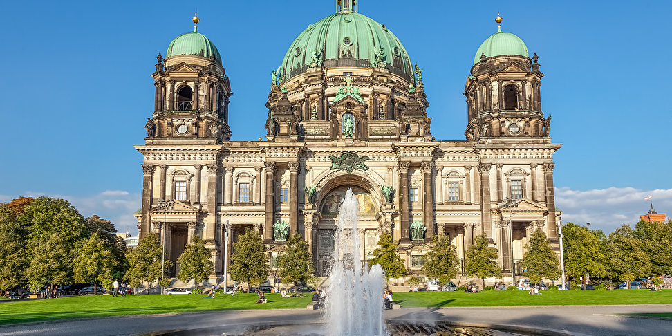 Guided City Tour City Centre With Museum Island And Berlin Palace Berlin De
