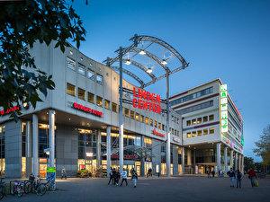 Einkaufscenter in Berlin nach Bezirken –