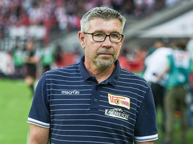 Union-Trainer Urs Fischer