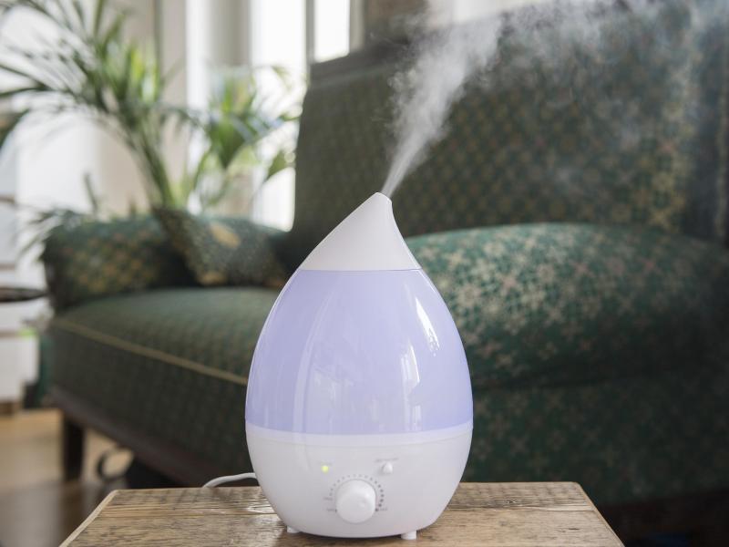 Luftbefeuchter: Schlecht Für Wohnung Und Gesundheit