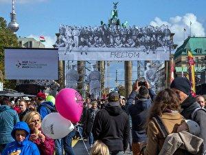 Fest Zum Tag Der Deutschen Einheit Berlinde
