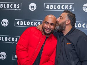"Premiere zweite Staffel ""4 Blocks"""