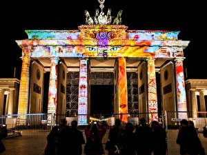 Brandenburger Tor - Festival of Lights 2018
