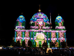 Berliner Dom - Festival of Lights 2018