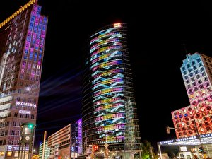 Quartier Potsdamer Platz - Festival of Lights 2018