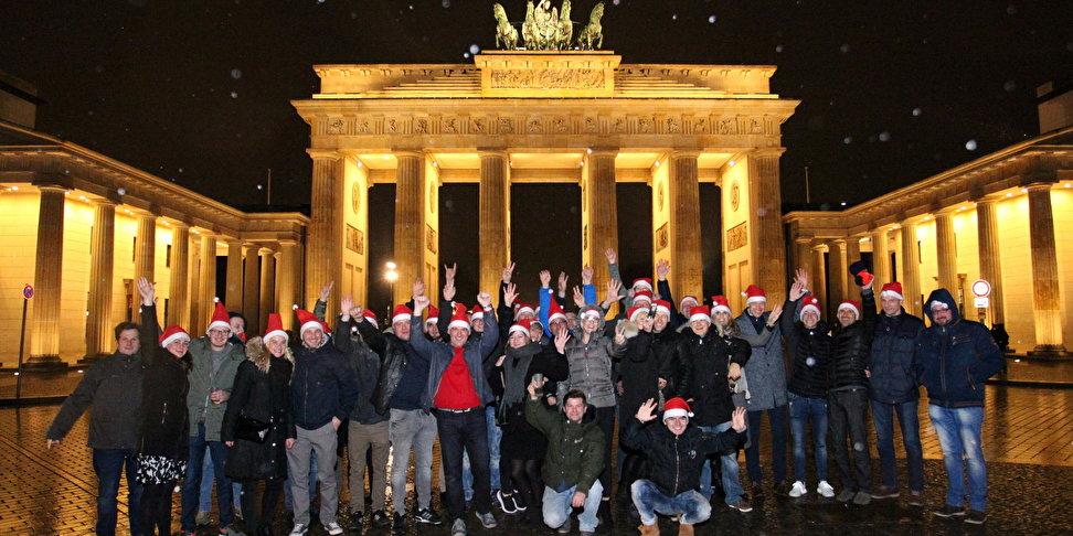 Crazy Christmas Market Tour Berlinde