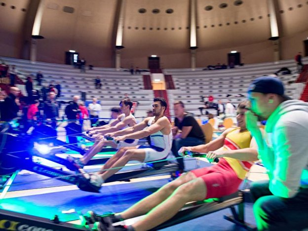20. Berlin Indoor Rowing Open