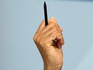 Ein Bleistift