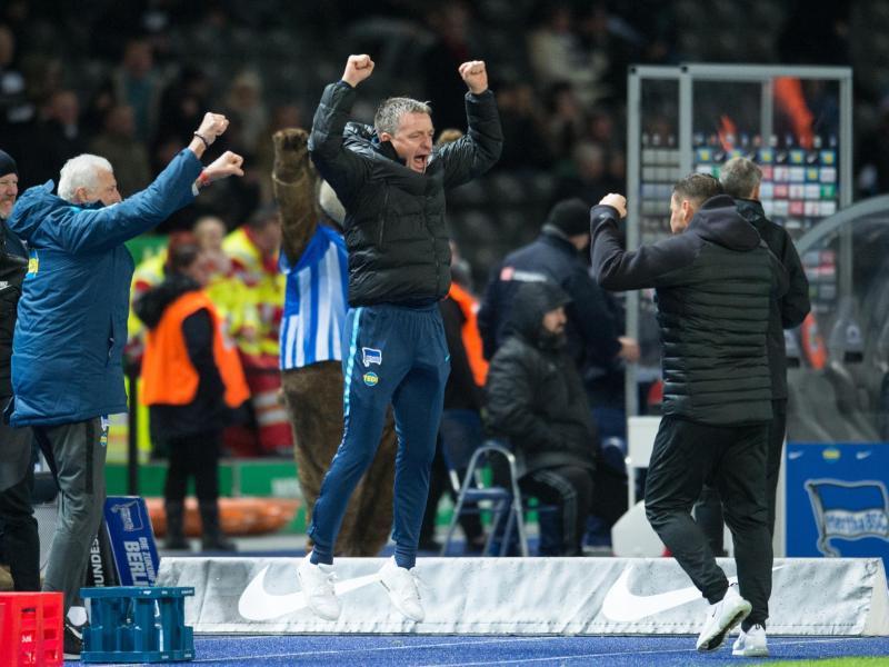 Hertha Co Trainer