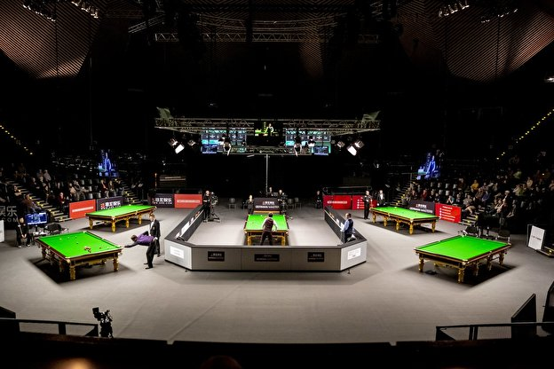 German Masters im Snooker
