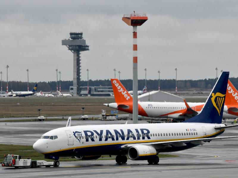 Ryanair Offizielle Seite