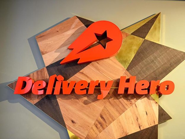 Delivery Hero-Logo