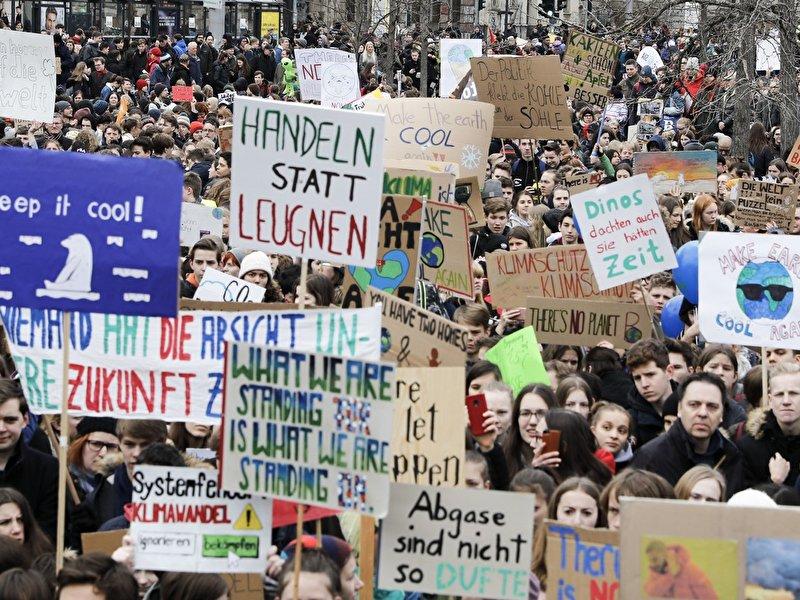 Zehntausende bei Fridays for Future-Demo erwartet