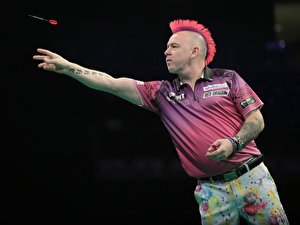 Premier League Darts - Peter Wright