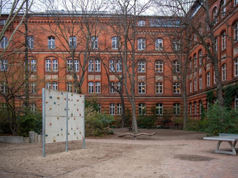 Brennpunktschule