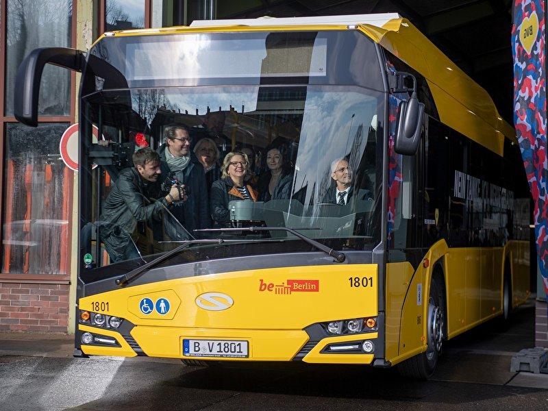 Bvg Elektrobusse