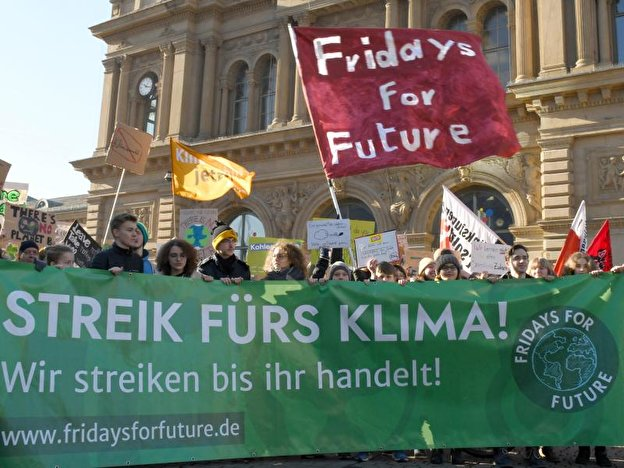 Demo «Fridays for Future»