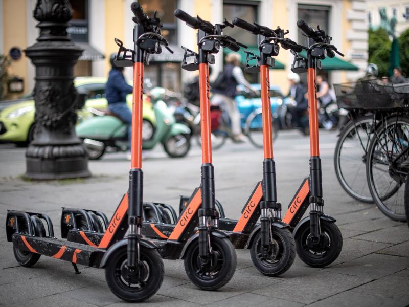 E-Scooter-Verleiher versprechen Besserung