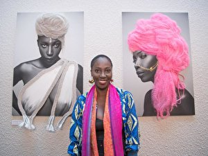 Ausstellung «Connecting Afro Futures»