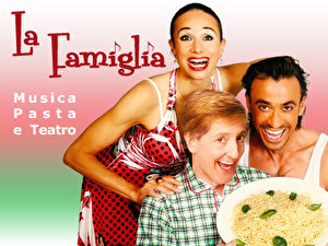 La Famiglia - Preisgekrönte Dinner-Komödie
