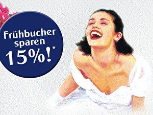 Mamma Mia Frühbucher